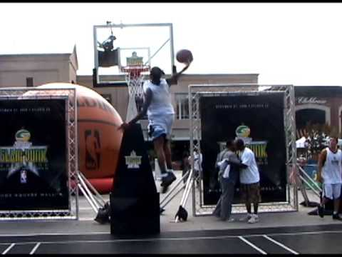 TFB::Dunks:: We can get our heads over the RIM..