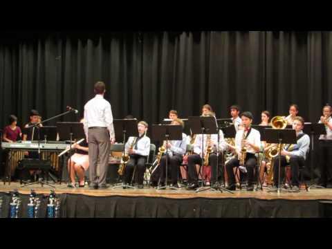 03 Gandy Dancer - Park Middle School Jazz Band