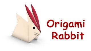 How To Make An Origami Rabbit Video
