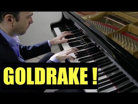 GOLDRAKE play by Ear Fabrizio Spaggiari Piano COVER Albertelli Tempera GRENDIZER GOLDORAK GRANDIZER