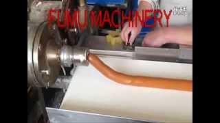 prawn cracker machine