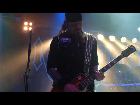 Iced Earth - Raven Wing live