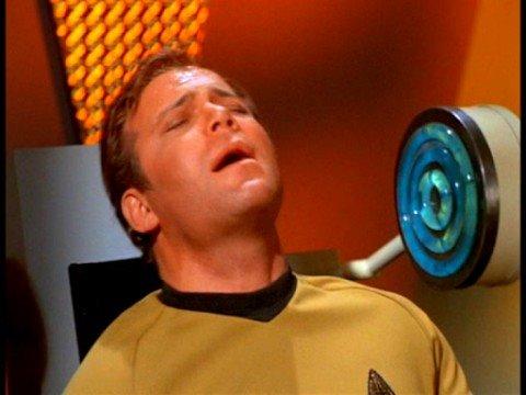 William Shatner Mr Tambourine Man