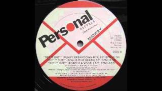 Midway - Set It Out (Funky Breakdown Mix) [Personal, 1984]
