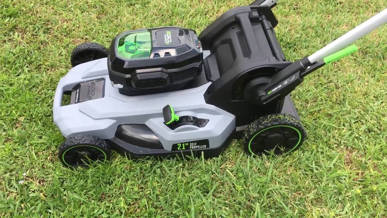 Image result for ego electric lawn mower