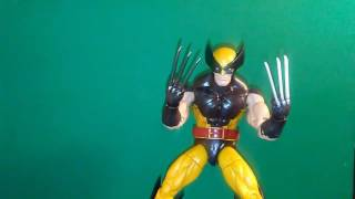 Wolverine claw repaint, aaand mistakes happen