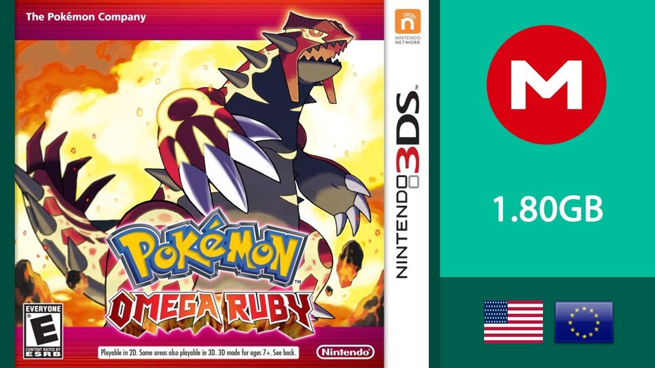 Skachat Pokemon Omega Ruby