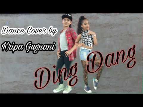 Ding Dang -Dance cover |Munna Michael| |Tiger Shroff &Nidhi Agerwal|  Javed-Mohein