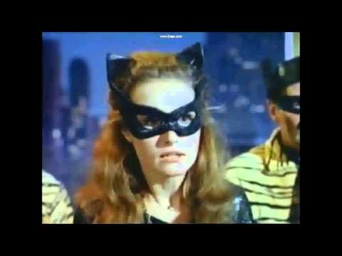 Julie Newmar as Catwoman Tribute