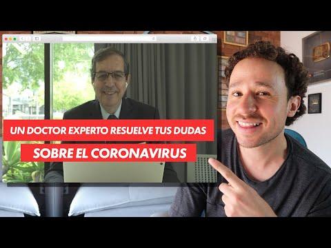 Todas tus dudas sobre CORONAVIRUS resueltas por un experto 🦠 | COVID-19