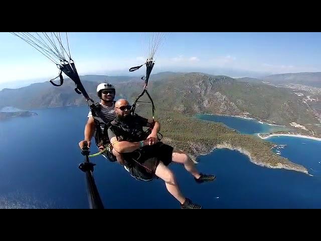 Fethiye Yamaç Paraşütü 4 - Mad Max Paragliding