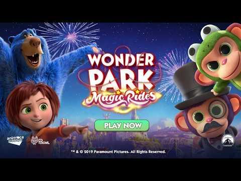 Wonder Park Magic Rides 1