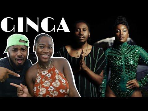 IZA - Ginga (Participação especial Rincon Sapiência) Reaction