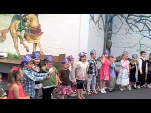 N-B Video: Celebrating Kindergarten Recognition Day at Southern Wells Elementary School