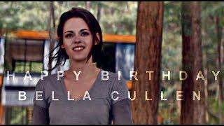 Bella Cullen's birthday
