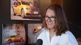 Volkswagen Arteon kao umetnička inspiracija Ivane Čuture