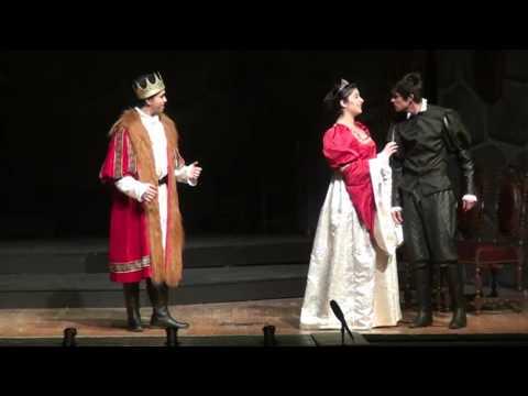 JP Stevens Theatre Company Presents: William Shakespeare's Hamlet
