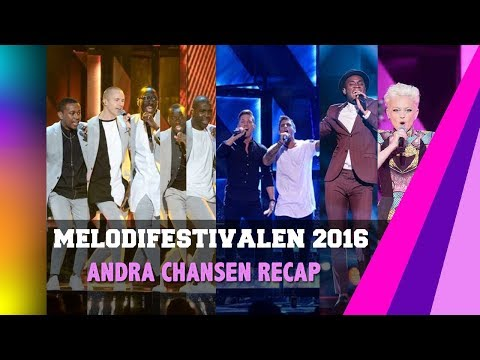 Melodifestivalen 2016 -