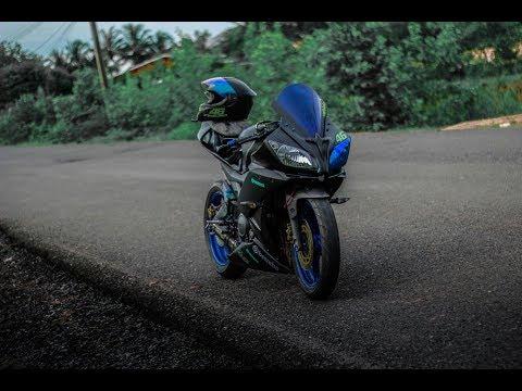 R15 แต่งดุๆ   YZF-R15 Dark  THAILAND