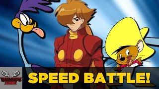 Speed Battle!   DEATH BATTLE Cast thumbnail