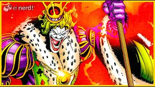 THE DAY JOKER BECAME A GOD: COMPLETE STORY