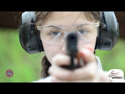 "Shooting Club ""Bryansk"" - the first experience for beginners"