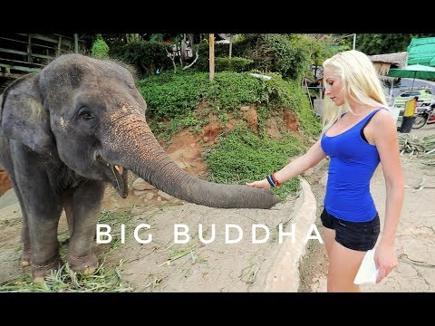 BIG BUDDHA PHUKET THAILAND - VLOG 0012