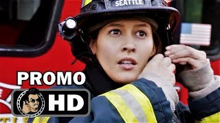 STATION 19 Official Promo Trailer (HD) Grey's Anatomy Spinoff Series