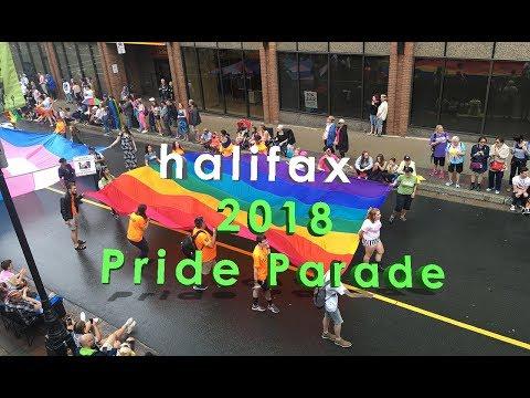 2018 Halifax Pride Parade | Canada | FULL HD