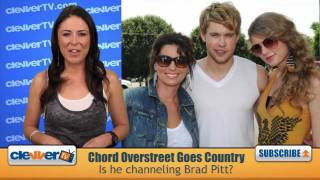 Chord Overstreet Teams With Taylor Swift For CMT Awards Video