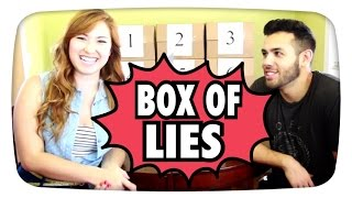 BOX OF LIES! || ft. TheNaturalRants