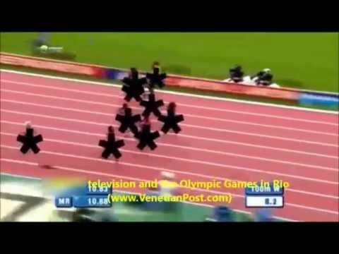 VIRTUAL BURKINI - Olympic Games Rio Saudi Arabia Tv