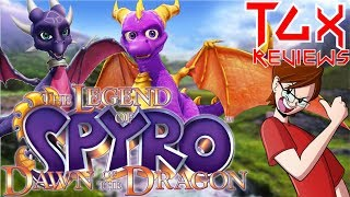 The Legend Of Spyro Dawn Of The Dragon Review
