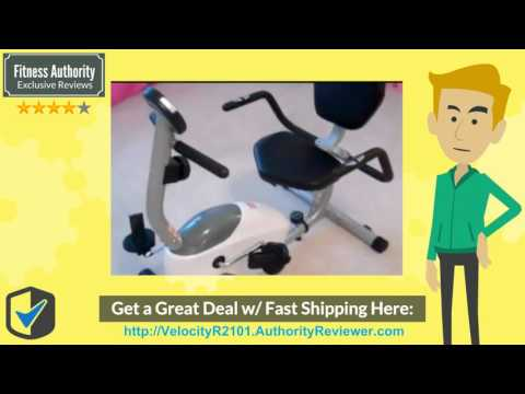 [Review & SALE] Velocity Exercise CHB-R2101 Magnetic Recumbent Bike