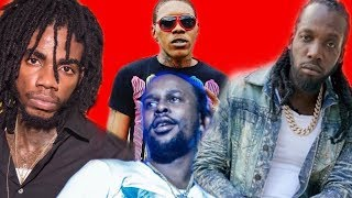 Alkaline, Popcaan Vybz Kartel, Mavado & Masicka Different From Rygin Chronic & Squash