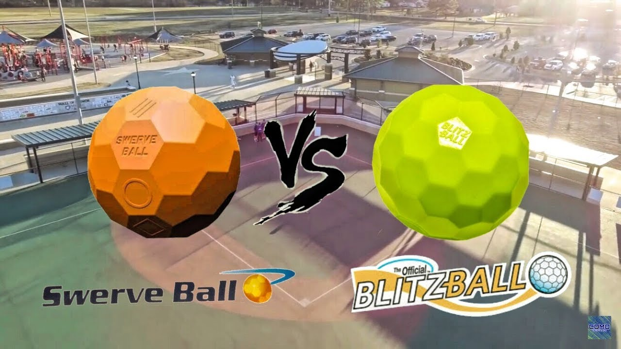 SWERVE BALL VS BLITZBALL (THE TRUTH)