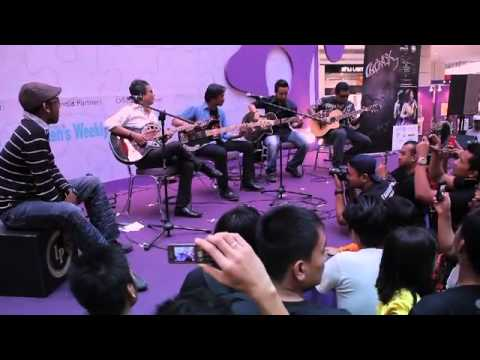 Cromok Live Unplugged 2011 at KLCC