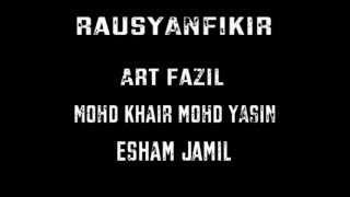 Rausyanfikir - Ali Mim Alif Lam Sin