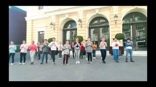 Coreo talleres contra el bullying Shaka Dance® - Color Esperanza . Diego Torres -