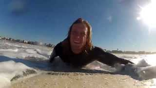 Mission Beach Surf, San Diego.