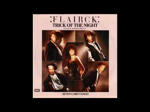 Maggie Reilly Feat. Flairck - Trick Of The Night ( 1986 )