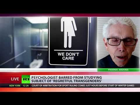 UK university bans 'politically incorrect' research into gender reassignment reversal