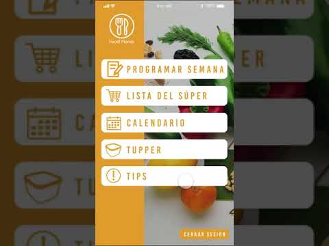 app food planer youtube