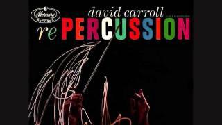 David Carroll - RePercussion (1958) Full vinyl LP