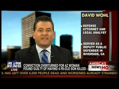 David Wohl, Fox , Discusses The Reversal of an Arizona Death Penalty Case