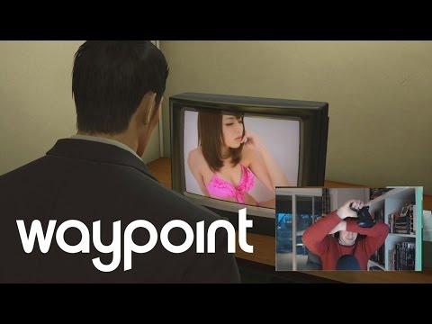 Waypoint Plays: Yakuza 0 (January 25, 2017)