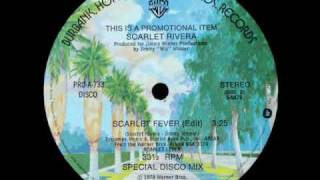Scarlet Rivera - Scarlet Fever  (12 INCH)