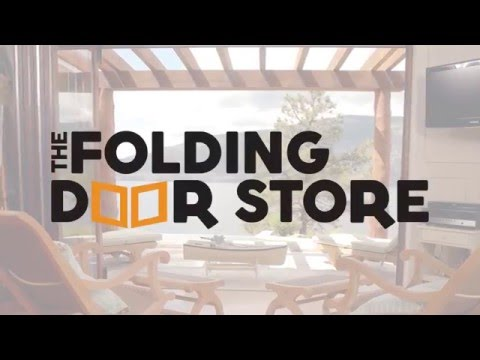 The Folding Door Store - Irvine, CA - YouTube