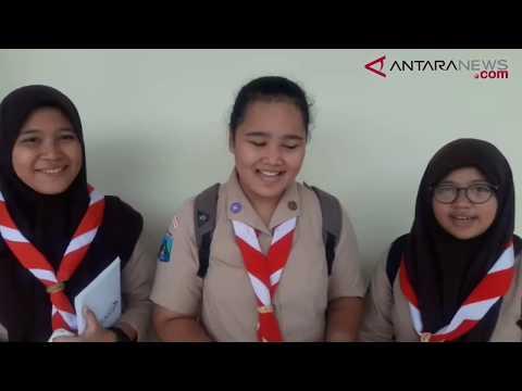ANTARANEWS - ANTARA Goes to School #HPN2019