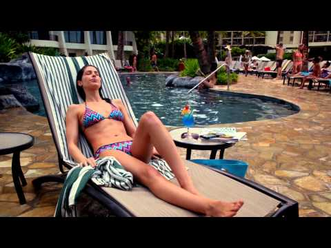 Michelle Borth in wet bikini  Hawaii Five0